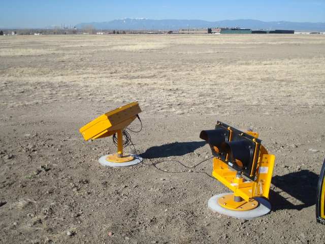 Solarcology® solutions ERGL airfield lights