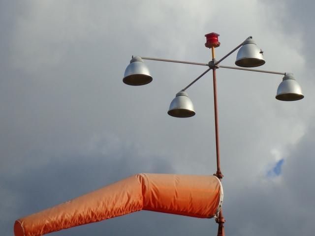 Tripler Hospital Winsock Solar Obstruction lighting