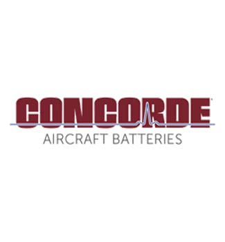 Concorde Aircraft Batteries
